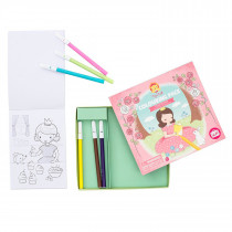 Colouring Pack - Princesses