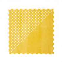 Earth Prettier Playmat - Mustard Flower - Large