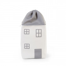 Toy Box House - Grey Off White