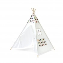 The Kids HQ Teepee- Owl
