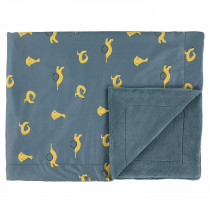 Fleece Blanket (75cm x 100cm) - Whippy Weasel