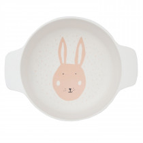 Bowl with handles - Mrs. Rabbit