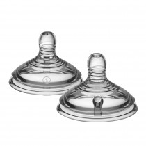 Closer to Nature Easi-Vent™ Slow Flow Teats X 2