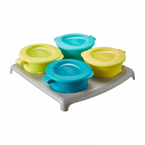 Explora Pop Up Freezer Pots & Tray - MIX