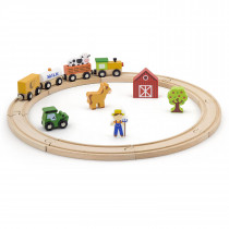Train Set (19pcs)
