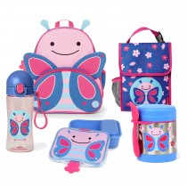 Zoo Nursery & pre-school lunch essentail Bundle  - Butterfly