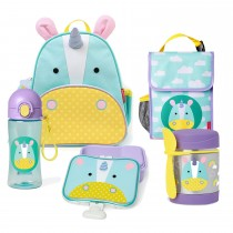 Zoo Nursery & pre-school lunch essentail Bundle  - Unicorn