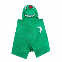 Hooded Towel - Devin the Dinosaur
