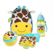 Zoo Lunch Time Bundle  - Giraffe