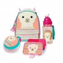 Zoo Lunch Time Bundle  - Llama