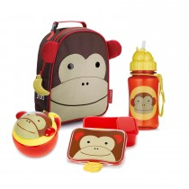 Zoo Lunch Time Bundle  - Monkey