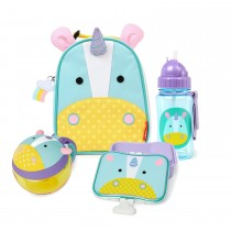 Zoo Lunch Time Bundle  - Unicorn