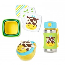 Zoo Snacktime Bundle -Giraffe