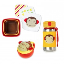 Zoo Snacktime Bundle -Monkey
