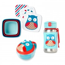 Zoo Snacktime Bundle -Owl