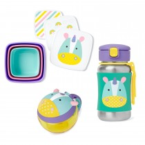 Zoo Snacktime Bundle -Unicorn