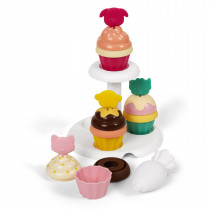 Zoo Sort And Stack Cupcakes