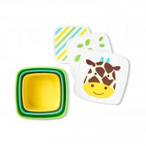 Zoo Snack Box Set-Giraffe