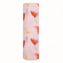 Classic Swaddle Picked For You - Poppies