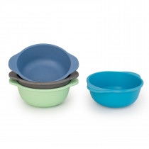 4 Pack of Snack Bowls - COASTAL COLLECTION