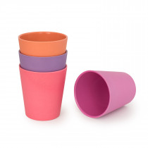 4 Pack of Adult Sized Cups  -  SUNSET COLLECTION