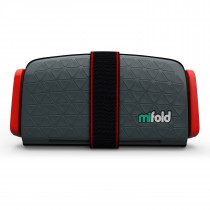 mifold - the Grab and Go Booster - Slate Grey