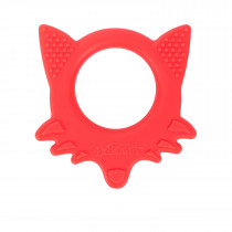 """Flexees"" Friends Fox Teether - Red"