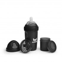 Baby Bottle 240ml/8oz Black