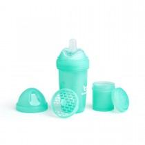 Baby Bottle 240ml/8oz Turquoise