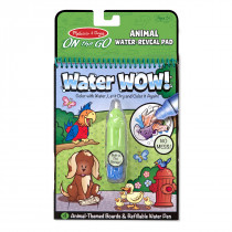 Melissa & Doug Water Wow! - Animals