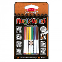 Melissa & Doug Magic Velvet - Animal