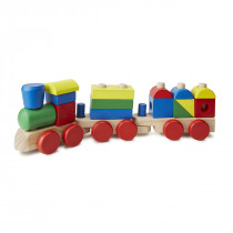Melissa & Doug Stacking Train
