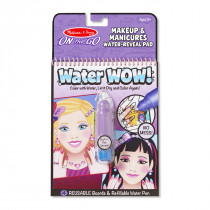 Melissa & Doug Water Wow! - Makeup & Manicures