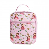 Insulated Lunch Bag - Princess