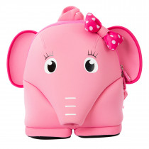 Jungle Backpack Anti-Lost − Elephant Pink