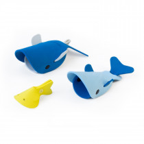 Quutopia Bathtime Stories 3D -Deep Sea Whales