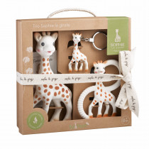 So'Pure Trio Sophie La Girafe