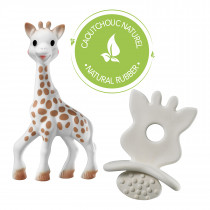 So'Pure Sophie La Girafe & Teething Rubber