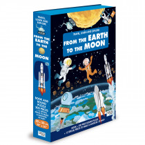 Travel, Learn And Explore -From The Earth To The Moon