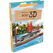 Travel, Learn And Explore 3D - Build A Boat