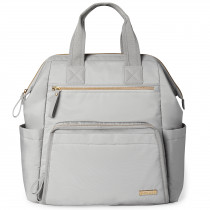 Main Frame Backpack - Cement