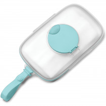 Grab & Go Wipes Case - Light Teal