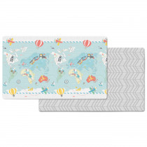 Reversible Playmat - Little Travelers