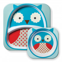 Zoo Tableware Set - Owl