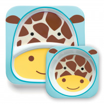 Zoo Tableware Set - Giraffe