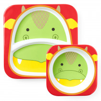 Zoo Tableware Set - Dragon