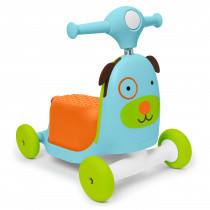 Zoo Ride-On Toy - Dog
