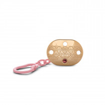 SUAVINEX PREMIUM SOOTHER CHAIN PINK L1