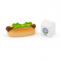 Play Set - Hot Dog with Milk
