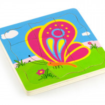 Grow-up Puzzle - Butterfly